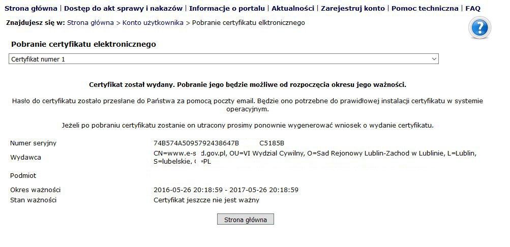 certyfikat w EPU 5