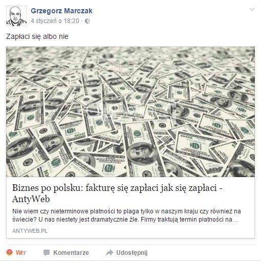 artykuł na antyweb Biznes po polsku